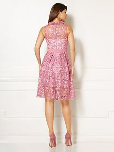 Eva Mendes Collection - Freya Embellished Dress - New York & Company