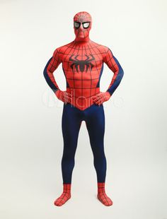 Spider-man:into The Spider-verse Spiderman Cosplay Costume Costume Spidey Mask Full Hat Halloween Free Size Free Shipping Elegant In Smell Costume Props Novelty & Special Use