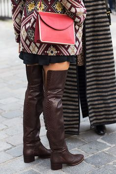 On the Street…Fashion in Detail, Paris