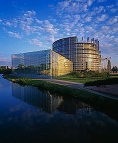 Strasbourg Parlement Européen