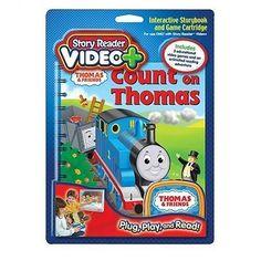 Thomas & Friends: Count on Thomas Story Reader Video Plus Book & Cartridge by Story Reader Video + http://www.amazon.com/dp/1412764610/ref=cm_sw_r_pi_dp_FjXAwb0F2BRQB