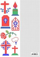 Cross Crafts, Condolences, Stickers, Cards, Maps, Playing Cards, Decals