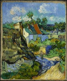 Vincent van Gogh Houses at Auvers painting for sale, this painting is available as handmade reproduction. Shop for Vincent van Gogh Houses at Auvers painting and frame at a discount of off. Vincent Van Gogh, Van Gogh Art, Art Van, Van Gogh Pinturas, Ouvrages D'art, Gauguin, Kunst Online, Van Gogh Paintings, Paintings Online