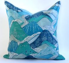 Kelly Wearstler Edo Pillow Cover by WestEndAccents on Etsy