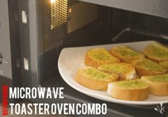 Discover the best microwave toaster oven combo including grilling, baking, and frying modes in this awesome guide! Home Recipes, Cooking Recipes, Oven Cooking, Pan Set, Eating Raw, Food Preparation, Cool Kitchens, Microwaves, Toaster
