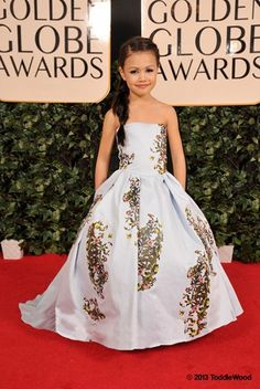 Stars Of The Golden Globes Red Carpet As Children...It's Not What You Think