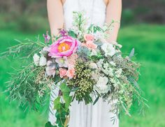 Boho Backyard Elopement