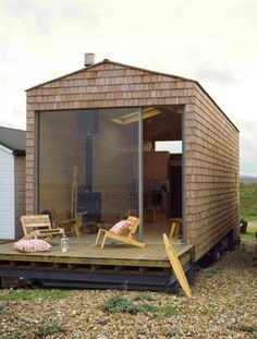 Inspirational images and photos of Cottages Cabins : Remodelista