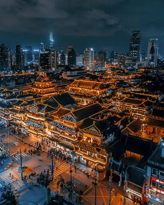 Shanghai From Above. These magnificent views of Shanghai from above were taken by drone by German design director Mark Siegemund, who presents the juxtaposition of tradition and modernity of this dynamic city in a series of breathtaking images.