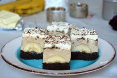 Romanian Desserts, Food Cakes, Tiramisu, Cake Recipes, Sweet Treats, Cheesecake, Goodies, Sweets, Ethnic Recipes