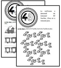 Les 100 jours de Chou, problèmes, numération, rituel, cp, dixmois