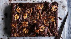 Shiraz fig brownies