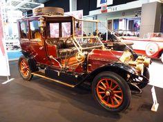 Minerva S Type Landaulet 1909 Minerva Car, Vintage Cars, Antique Cars, Al Image, Car Car, Old Cars, Motor Car, Cars Motorcycles, Classic Cars