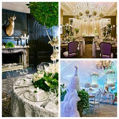 Hotel Wedding don't always have to be so simple. All it takes is a little creativity!