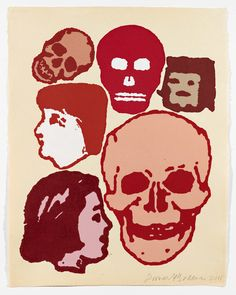Donald Baechler | Crowd #43 (2011), Available for Sale | Artsy