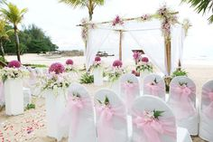 Have your ceremony on the beach