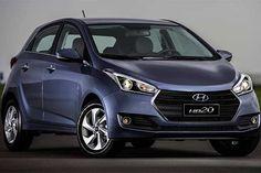 Hyundai HB20 1.6 automático tem recall por risco de incêndio