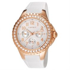 de - Shopping is Entertainment! Rose Gold Pink, Rose Gold Color, Pink Lady, Watch Brands, Stainless Steel Case, Michael Kors Watch, Gold Watch, Chronograph, Bracelet Watch