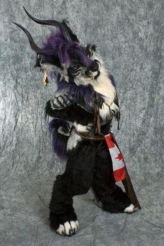 Tiger Fursuit Head by Beetlecat on DeviantArt Fursuit Head, Animal Costumes, Furry Drawing, Anthro Furry, Furry Art, Larp, Deviantart, Carnival, Anime Girls