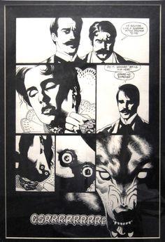 Bram Stoker's Dracula. Issue 2, page 19. Comic Art