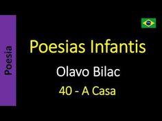 Olavo Bilac - Poesias Infantis - 40 - A Casa
