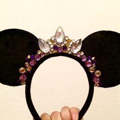 Rapunzel ears pre order