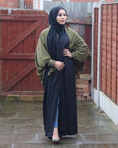 I love this abaya   From @modestrail