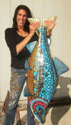 By Melissa Cole This is the one fish that I would actually hang on my wall: