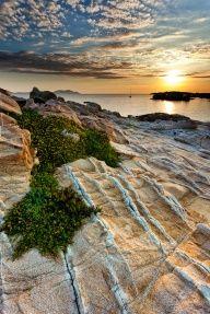 Baie de Calbi - Course, France