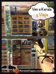 Ven y Viaja, Sueña y Disfruta de los viajes más apasionantes que te encontraran los mejores profesionales.  Visítanos en tu agencia de viajes en Málaga capital y en www.keralaviajes.com #agenciadeviajes