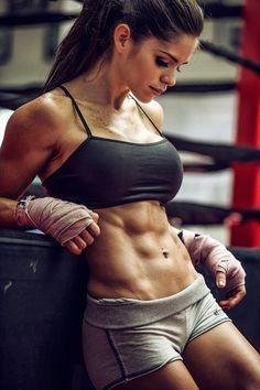 No pares hasta que estes orgullosa de tu cuerpo.