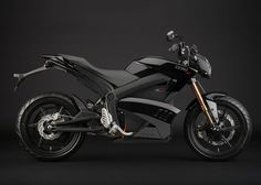 a2becaa92bd Zero Motorcycles - All Electric Black Zero S