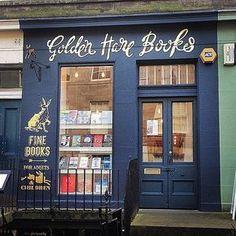 Avete in programma un viaggio in Scozia? Ecco 9 tra le librerie più belle di Edimburgo - Il Libraio