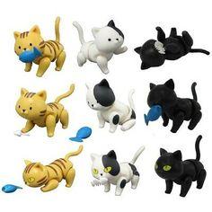 bandai Cup Figure Mug roots its 2 Gashapon 9 set mini figure capsule toys