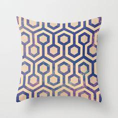 """REQUIEM"" Throw Pillow by Mason Denaro on Society6."