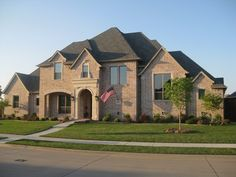 Jeff Pfeifer Custom Homes | Frisco, Texas | I miss our TX house...  and Texas...