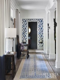 New Rugs for Foyer Entry