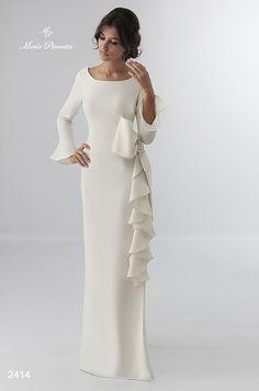 Vestidos de Novia de María Picaretta Vestidos De Fiesta Largos 139553836508