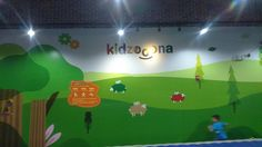 Aeon at Kidzoona Kidzoona is one of the latest hang outs for kids and Kids at heart. Here kids able to play different games and pret. Indoor Play Areas, Different Games, Heart For Kids, Hanging Out, Activities For Kids, Logo, Logos, Indoor Play Places, Children Activities