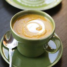 Butternut Squash & Red Lentil Soup  #GetZomt #Recipe  #myfoodbook