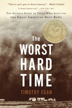 108 best books to read images on pinterest books to read libros the worst hard time by timothy egan malvernweather Image collections