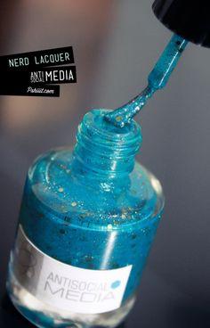 Nerd Lacquer – AntiSocialMedia