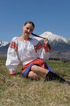 Kroje a tak : Photo Folk Costume, Costumes, Dress Attire, Folk Embroidery, The Shining, Traditional Dresses, Beautiful World, Evolution, Culture