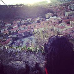 Vista dal Castello Malaspina di #Massa