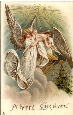 Free Christmas Angel Clipart - Public Domain Christmas clip art ...