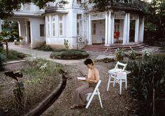 Aung San Suu Kyi, Burma, winner of the Nobel Peace Prize in 1991