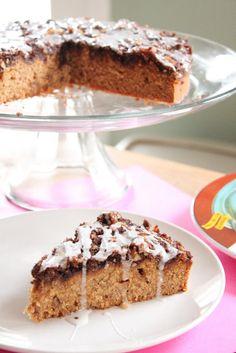 Eat Good 4 Life » Quick cinnamon and walnut bun bread