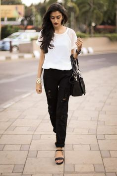 Outfit of the Day Check more at http://www.beautyscoopindia.com/outfit-of-the-day/