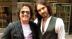 Carlos Vives y el 'ex' de Katy Perry