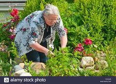 Image result for people gardening